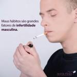 Maus hbitos como o tabagismo o consumo de outros produtoshellip