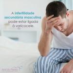 A varicocele est em 80 dos casos de homens comhellip