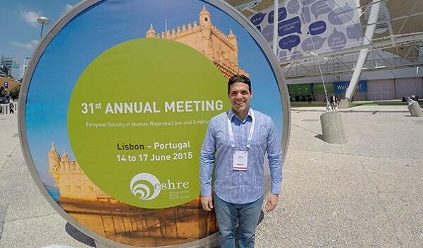 Dr. Giuliano participa de Congresso de Reprodução Humana