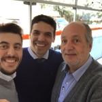 Giuliano Bedoschi realiza palestra sobre Histeroscopia