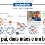 Dr. Giuliano Bedoschi participa da matéria do jornal O GLOBO